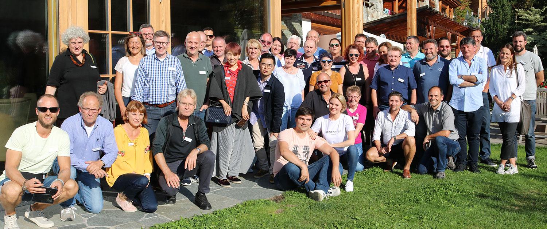 Verband der Wassersommeliers/JHV 2018 in Brixen