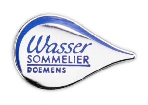Wassersommelier-Abzeichen der Verbands-Mitglieder